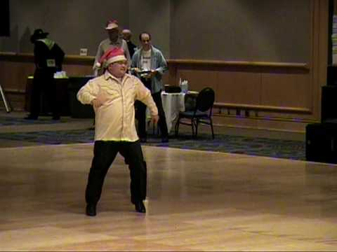 Line Dance, Lilt Duck Soup : UCWDC Christmas in Dixie 2009