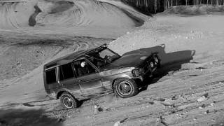 Distant offroad memories of my Land Rover discovery