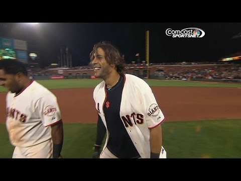 Morse launches a walk-off single in the 9th