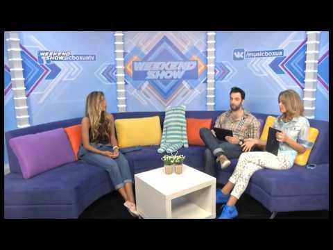 Download video: Регина Тодоренко в гостях у Weekend Show