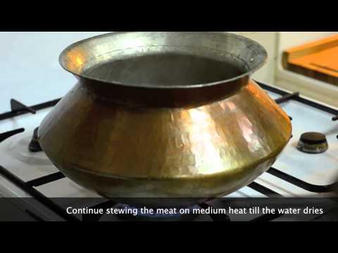 Khara Masala Gosht / Indian Mutton Stew