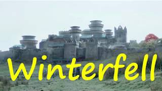 The Traveller's Guide to Winterfell (part 1)