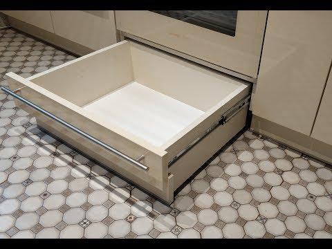 Большой ящик под духовку. Лучшие решения для малогабаритной кухни,