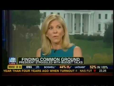 Zerlina Maxwell on Fox and Friends 11-07-2012