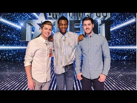 Loveable Rogues - Honest - Britain's Got Talent 2012 Final - UK version