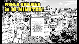 Worldbuilding 10 Must Knows in 10 MINUTES!