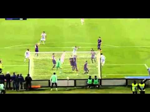 Alvaro Morata Goal | Fiorentina 1-2 Juventus | SA | 24/04/2016