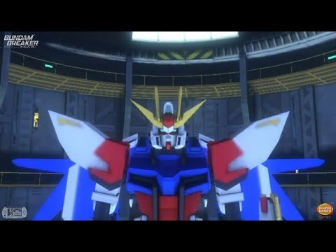 Gundam Breaker : Build Strike Gundam dlc set Mission 15 - 20 ★Play PS Vita ガンダムブレイカー