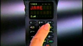 A Video Guide to Operation: Motorola StarTAC Cellular Telephone (4 October, 1996) In Stereo