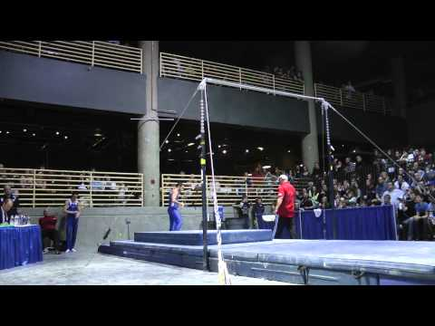 Danell Leyva - High Bar - 2012 Winter Cup Finals
