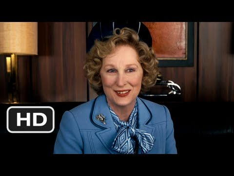 The iron Lady 2011 movie