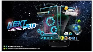 Download Next Launcher 3D Gratis per Android