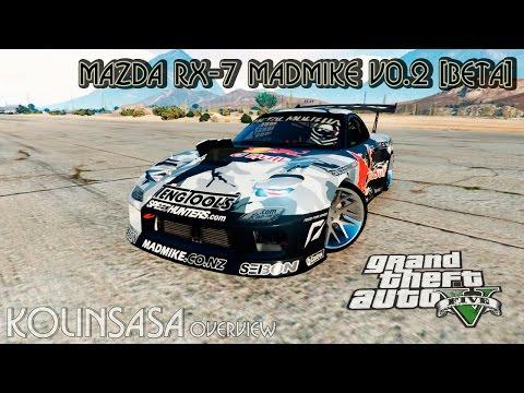 Mazda RX-7 MadMike v0.2 [Beta]