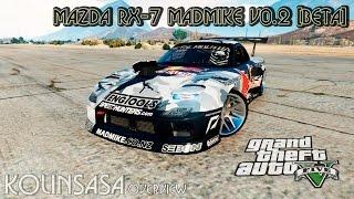 GTA 5 Mazda RX-7 MadMike v0.2 [Beta]