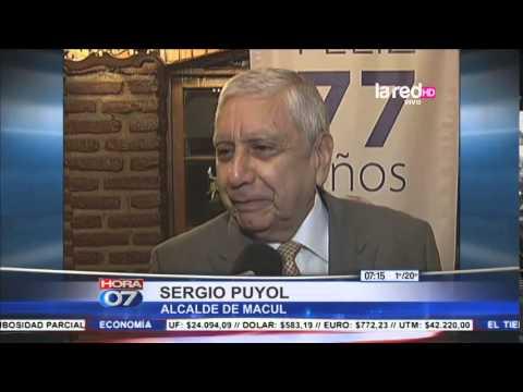 Celebración Alcalde Sergio Puyol