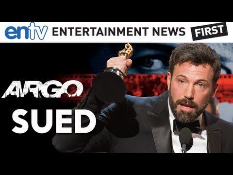 Oscar Winner Argo Getting Sued By Iran - ENTV