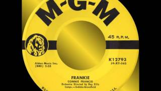Watch Connie Francis Frankie video