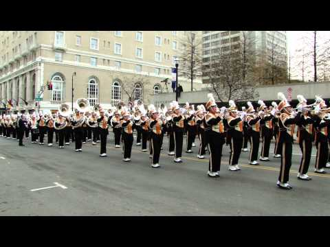 Pride of the Southland Band at Bill Haslam's Inaugural Parade 2011