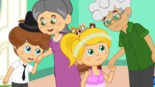 İyi Bayramlar | Sevimli Dostlar Çizgi Film Çocuk Şarkıları 2017 | Adisebaba TV