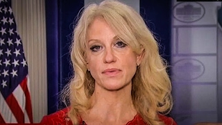 Kellyanne Conway Isn't Even Trying To Make Sense Anymore