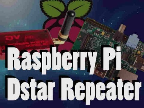 Let's Look At: Raspberry Pi Dstar Repeater