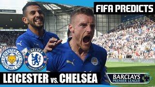 Leicester City vs. Chelsea (2-1) - 14 Dec 2015 - Match Prediction