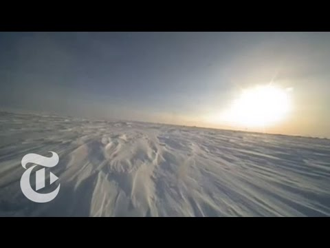 NYTimes.com - 41 Days & Nights at the North Pole