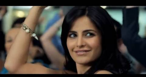 Katrina Kaif endorses Etihad Airways Bollywood style