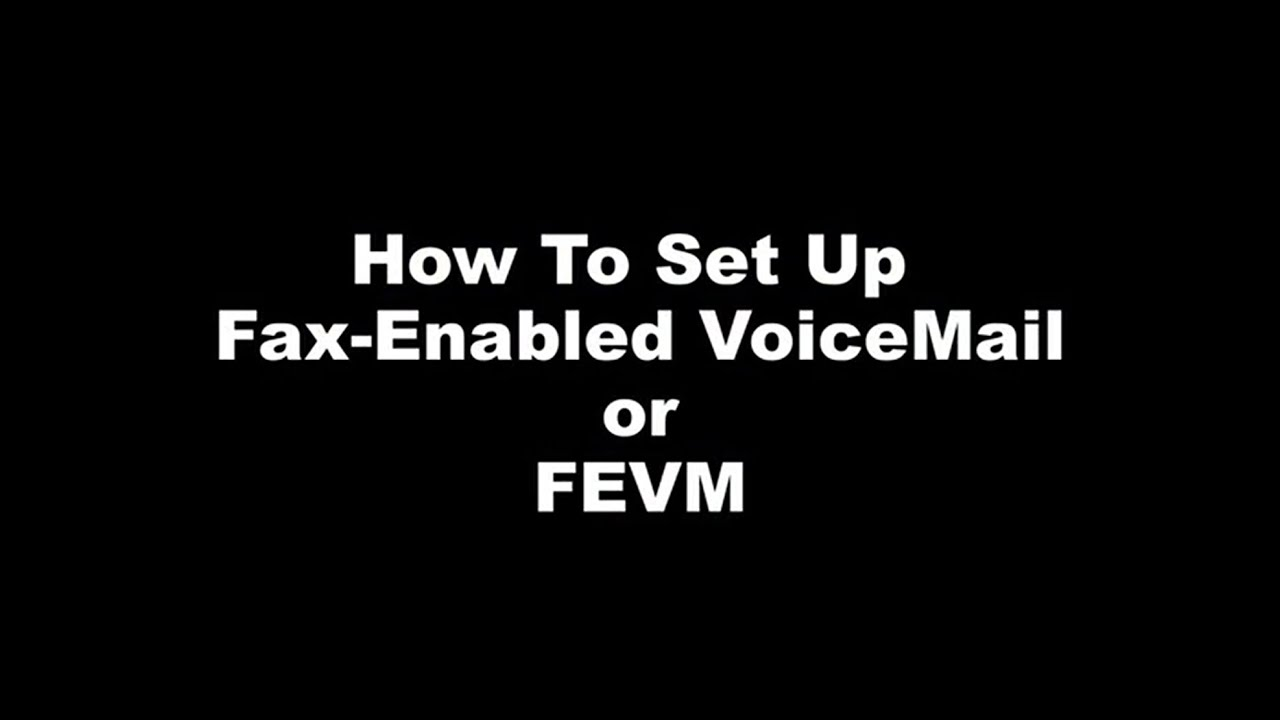 how to set up fax machine without phone line