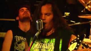 WARCHEST - Live @ Oxido Bar, Aug 2015 (Downfall release show)