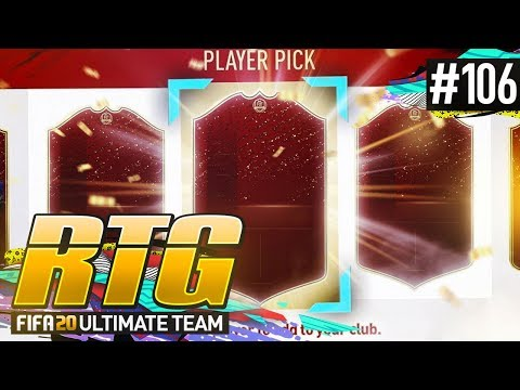 EA RUINED RED PLAYER PICKS! - #FIFA20 Road to Glory! #106 Ultimate Team