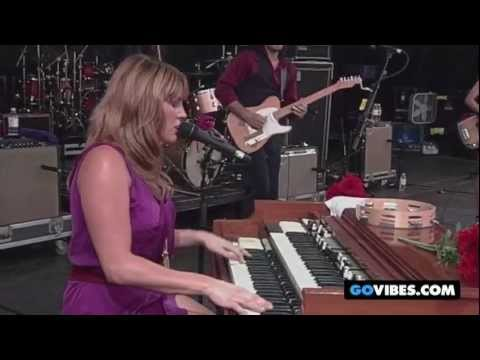 Grace Potter & The Nocturnals Perform Toothbrush And My Table at Gathering of the Vibes