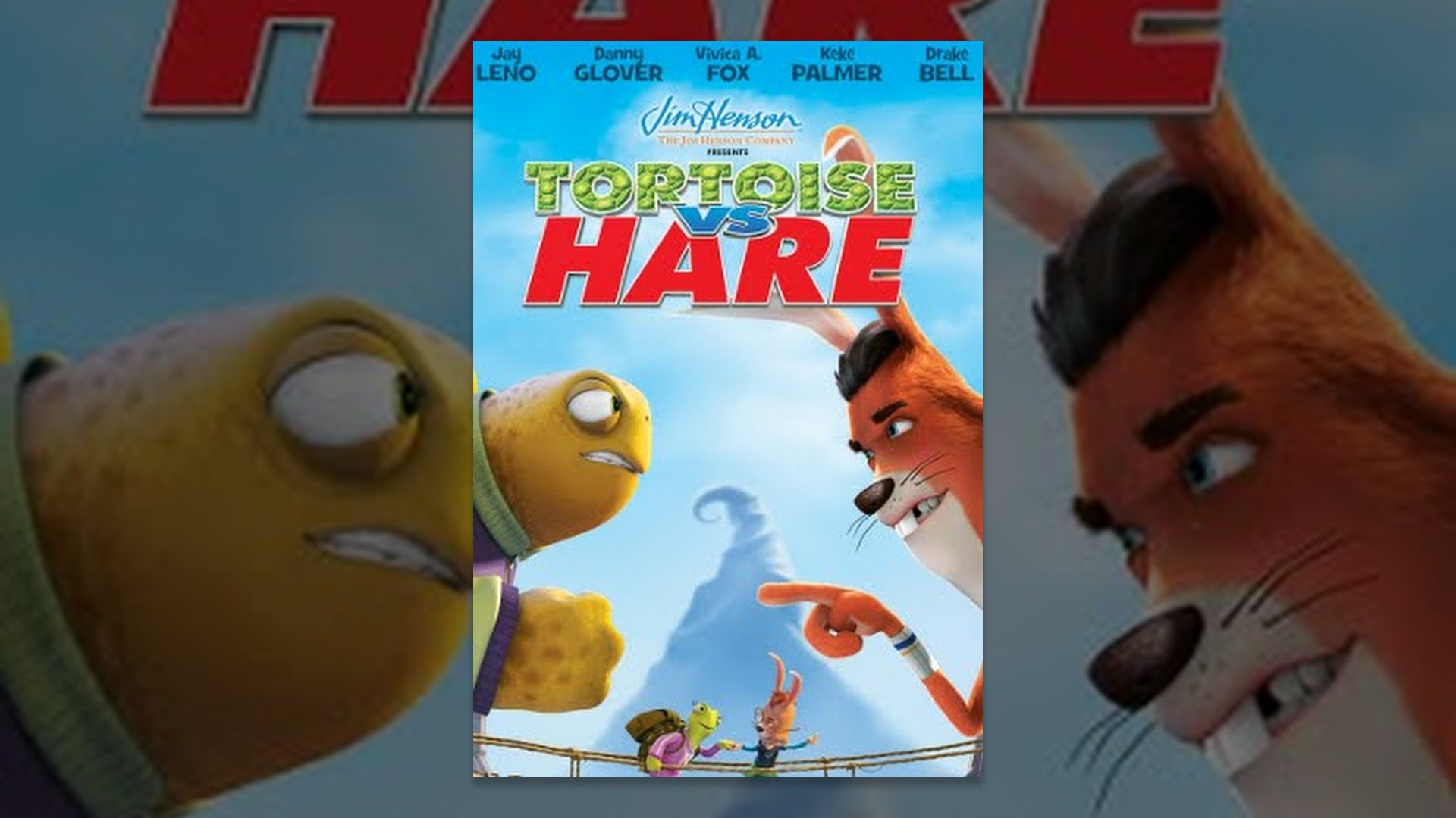 Hare Vs Tortoise Unstable Fables: Torto...