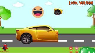 Wrong Parts Cars 3 Lightning McQueen Jackson Storm Cruz Learn Colors For Kids Part 57 - LARA WILSON