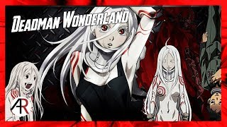 Deadman Wonderland Anime Review | Who is the RED MAN?