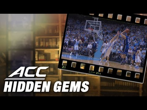 Austin Rivers Game-Winning Shot Vs. UNC (2012) | ACC Hidden Gem