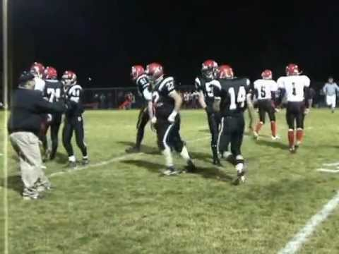 2006 DEARY MUSTANGS Football Highlights
