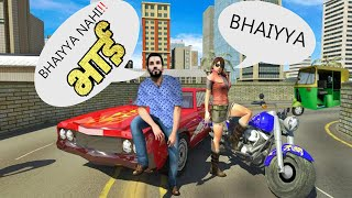 BHAI THE GANGSTER GAME FUNNY FREE ANDROID GAME #1 | BHAI HU MEIN