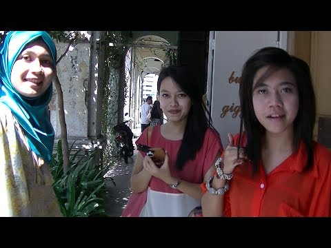 Pretty Malay Girls! Burps and Giggles, Food Hunt, P1, Gerryko Malaysia