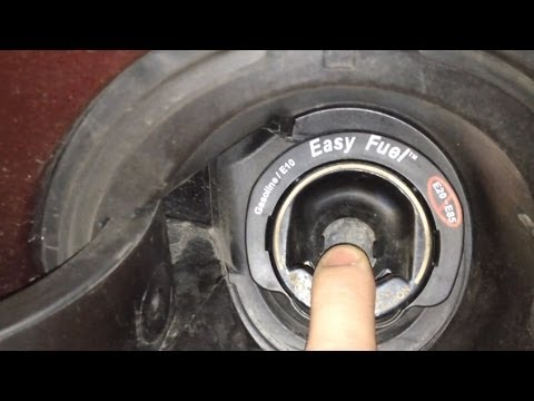 Ford Quick Tips: #4 Ford Capless Fuel Filler Maintenance