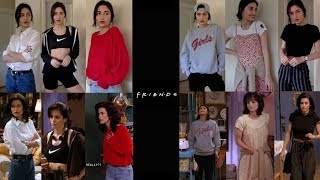 FRIENDS LOOKBOOK (90's Outfits) | Sabina Fulmer