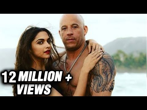 Deepika Padukone - Vin Diesel HOT SCENE XXX   XXX: Return Of Xander Cage   Behind The Scenes thumbnail