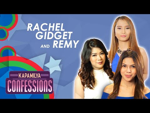 Kapamilya Confessions with TNT Divas: Rachel, Gidget and Remy | YouTube Mobile Livestream