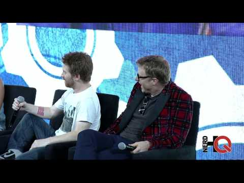 A Conversation with Joss Whedon and Mystery Panel at #NerdHQ 2014