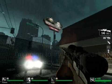 Left 4 Dead Demo Discoveries!! *spoilers*