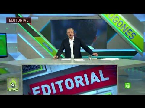 """Josep Pedrerol: """"Chicharito sí representa los valores del Madrid"""""""