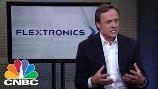 Flextronics International CEO: Michael McNamara | Mad Money | CNBC