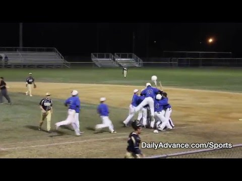 The Daily Advance sports highlights | Albemarle Easter Tournament Final — Reidsville vs. Camden