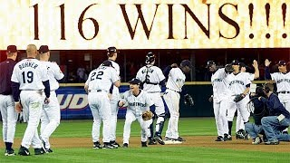 "2001 Mariners ""Sweet 116"""