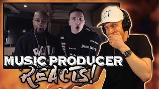 Music Producer Reacts To Token Youtube Rapper Ft Tech N9ne